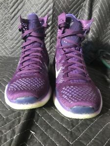 reputable site 21473 4400d Image is loading Nike-Kobe-X-Elite-718763-505-Purple-Ink-