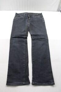 W29 star Corvin Wmn buono Molto Nero G J6183 diritti Jeans L32 46qxawAg