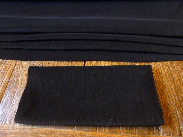 Uno Fat Quarter (50x56 cm) di Creazione vestiti Velluto Di Cotone - 10 Colori