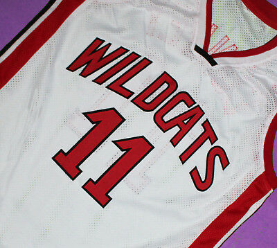 MIKE CONLEY LAWRENCE NORTH WILDCATS HIGH SCHOOL JERSEY NEW SEWN  ANY SIZE