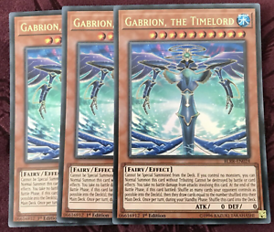 the Timelord 1st Edition BLRR-EN024 Gabrion - Ultra Rare