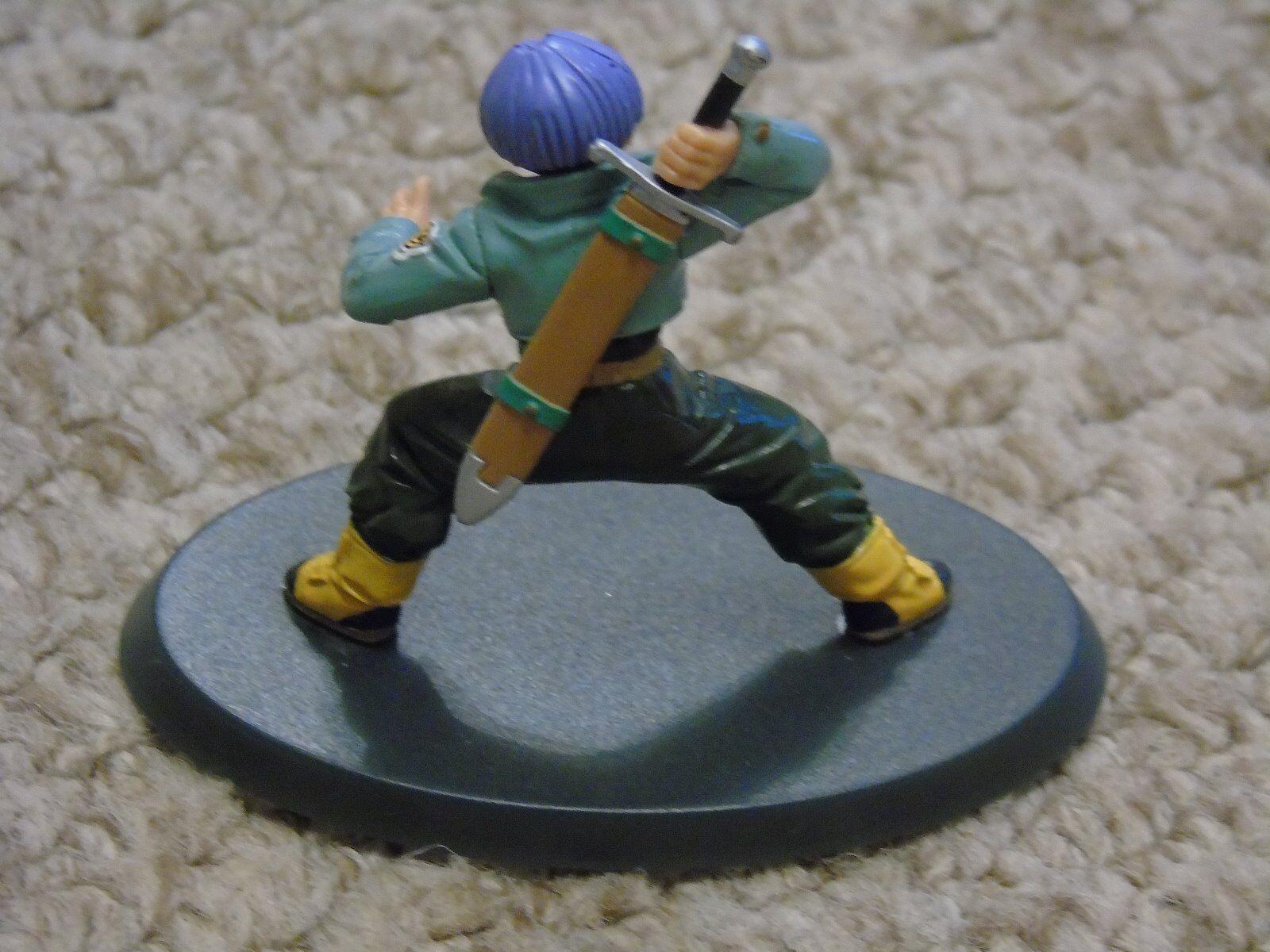 Dragonball Z Z Z Figure Shueisha Trunks Legend of Manga Anime 1984 3510c2