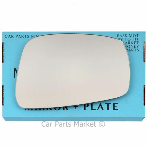 Plaque Côté Droit Plat Aile Miroir De Verre Pour Nissan Pathfinder 2005-08