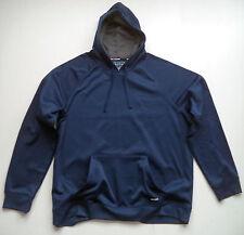 Mens TEK GEAR hooded Sweatshirt Sz 2XL hoodie jacket  gym track fitness ski NWOT