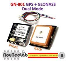 Gn 801 Gps Glonass Dual Mode Gnss Module Antenna Receiver 33 5v Uart Ttl
