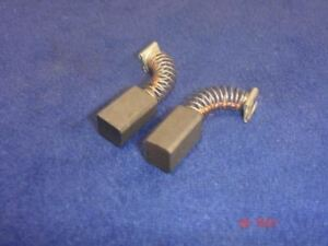 Pair of Carbon Brushes for Hitachi FD10SA FD10SB FD10VA FD10VB FDH14V FDH16V