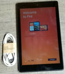Amazon-Kindle-Fire-Tablet-16gb-HD8-8th-Generation-Black