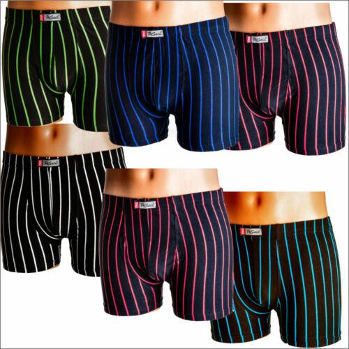 1-20 Pack Herren Boxershorts Retro Boxer Shorts Unterhose Baumwolle Slip Short