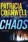 A Scarpetta Novel: Chaos by Patricia Cornwell (2016, Hardcover, Large Type)