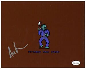Ari Lehman Autograph Signed 8x10 Photo - Friday the 13th (JSA COA)