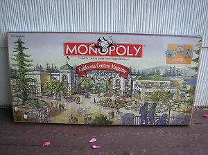 Monopoly-California-Centers-Magazine-Edition-BRAND-NEW-AND-SEALED-USAOPOLY-GAME