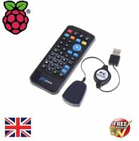 USB Remote Control for Raspberry Pi XBMC Media Centre