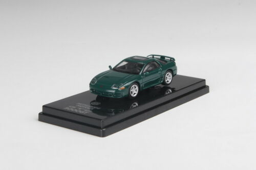 PARA64 1//64 Scale Mitsubishi 3000GT GTO Green Diecast Car Model Collection