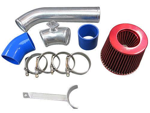 Filter CAI-blue CXRacing Cold Air Intake Pipe 92-98 BMW E36 325i 328i