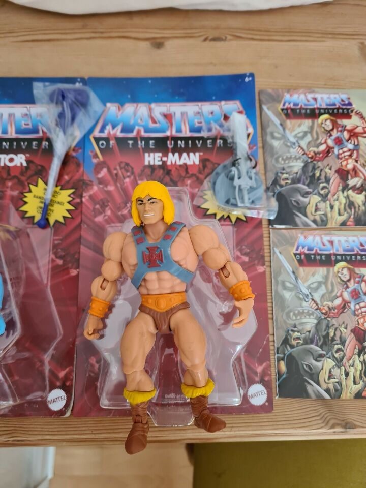 He-Man/motu/masters of the universe