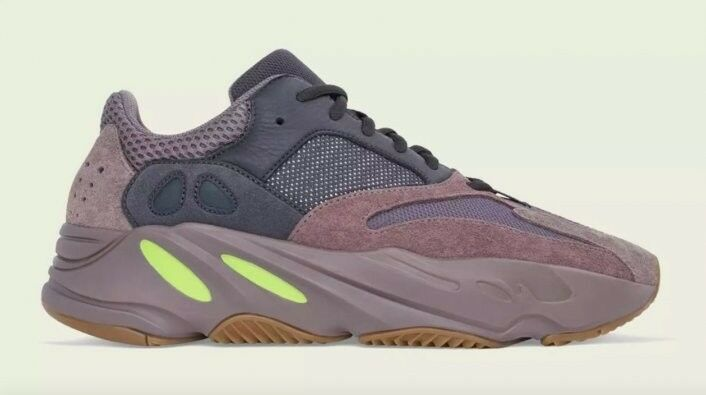Adidas YEEZY Boost 700 MauveDimensione 8.5 8.5 8.5 Deadstock New in Box 3d2d80