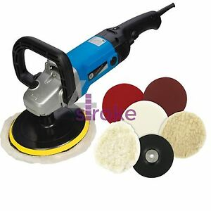 New Pneumatic Air Tools Track Diameter Track Finger Sander Polishing Machine Dual Action Sanders Fs-30 High Quality Materials Tools