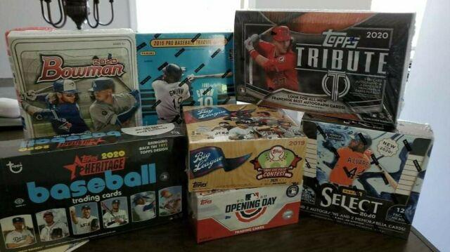 Mystery Chase Baseball Packs Hobby Only! All hobby box packs