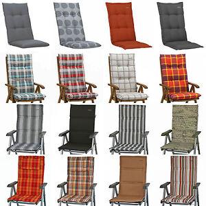 20 colori kettler mobili da giardino cuscini imbottitura cuscini cuscino per schienale alto ebay - Ebay mobili da giardino ...