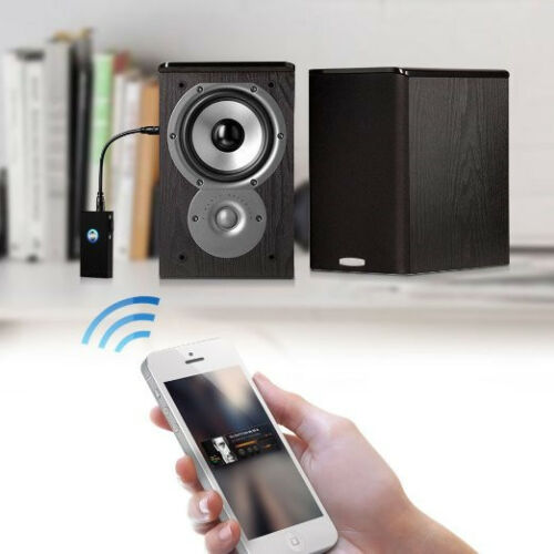2 in 1 Wireless Bluetooth Stereo Audio Switchable Receiver and Transmitter