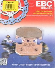 EBC R Rear Brake Kawasaki KDX200 Suzuki DR650 /_ FA185R|FA152R