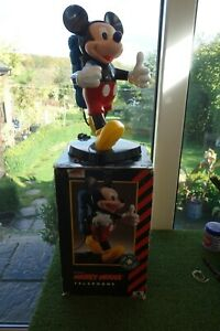 BOXED-WORKING-ORDER-MICKEY-MOUSE-TELEPHONE-by-TYCO