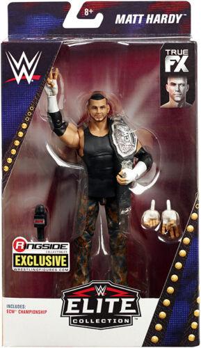 ECW Matt Hardy - WWE Elite Ringside Exclusive Mattel Toy Wrestling Action Figure
