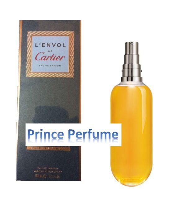 7d9fc66d8e4 Cartier L envol Eau de Parfum 100 ml vapo Uomo Ricarica