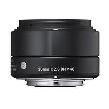 Sigma DN 30mm f/2.8 DN EX AF ASP Lens For Minolta/Sony (Black)