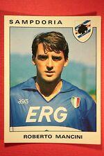 Panini Calciatori 1991/92 N. 297 SAMPDORIA MANCINI EDICOLA!!!