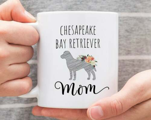 Chesapeake Bay Retriever Mom Mug Chesapeake Bay Mom Gift Dog Mom Mug Dog Mom