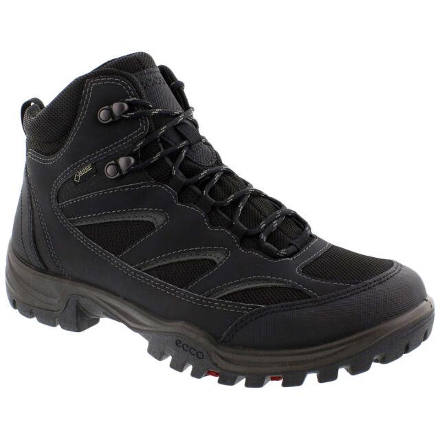 ECCO Xpedition III Drak Mid GTX Men Outdoor Gore tex Shoes Black 811164 53859 UK 9