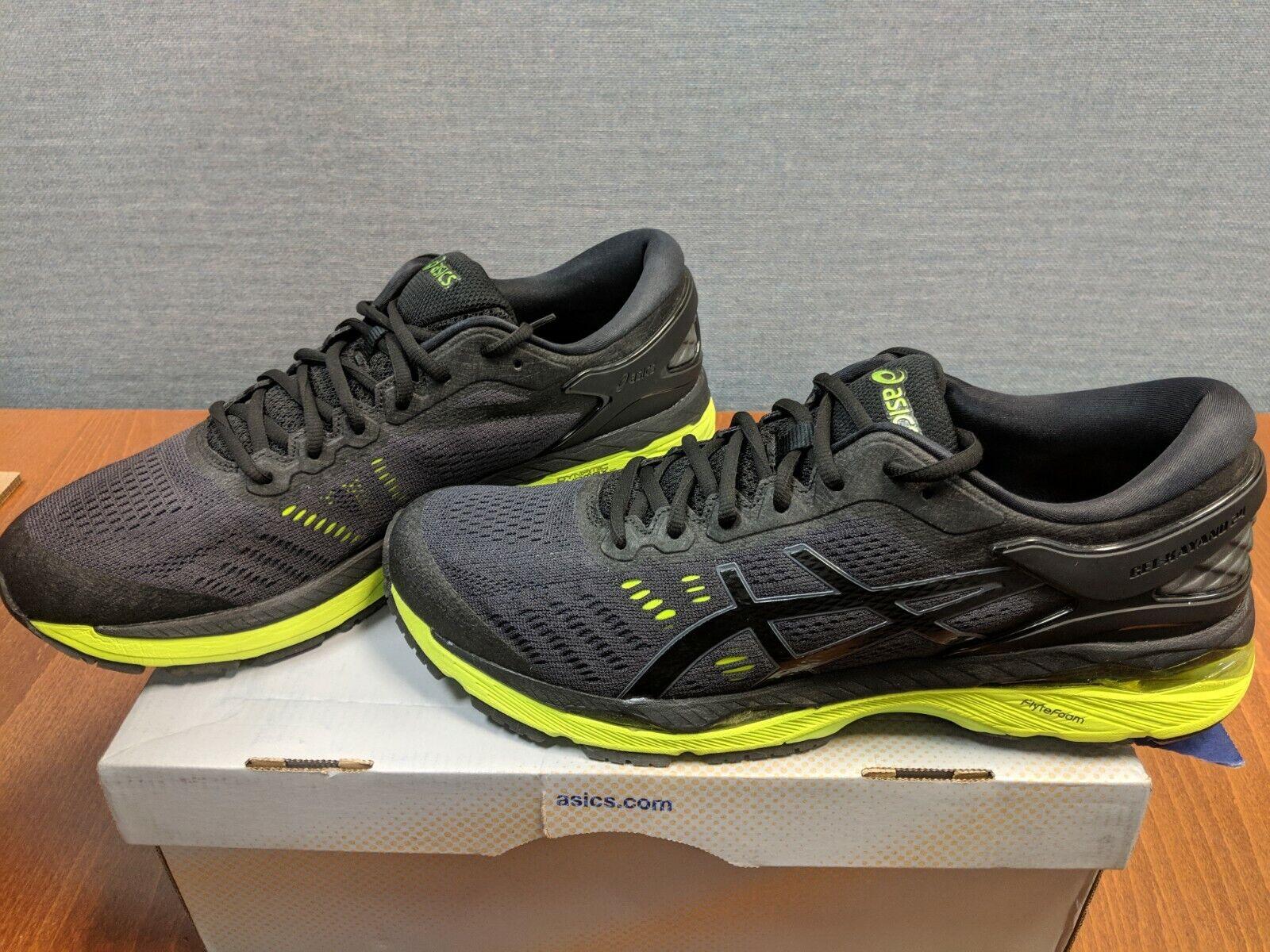 ASICS Gel-Kayano 24 shoes - Men's Running SKU T749N.9085 Size 12