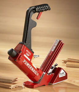 POWERNAIL-50P-FLEX-Power-Roller-Hardwood-Flooring-Cleat-Nailer-Pneumatic