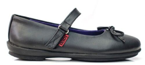SKIDS Louise girls leather school shoes