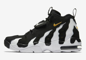 90ec3f21b7 2018 Nike Air DT Max 96 Black White Deion Sanders size 14. 316408 ...