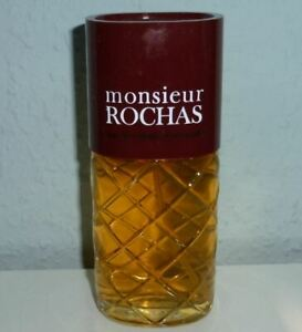 VINTAGE-monsieur-ROCHAS-Eau-de-Toilette-Concentree-108-ml-116-g