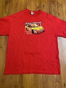 Vintage Kevin Harvick Nascar T Shirt XL Chase Authenics
