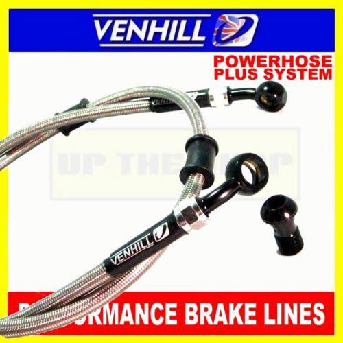 Venhill 90 degree side bend M10 banjo to 1//8 bsp  Quick-build brake line system