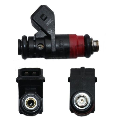 Siemens Deka V 80lb//hr Fuel Injectors Fit EV1 Bosch Short Stubby Pico D5 875cc