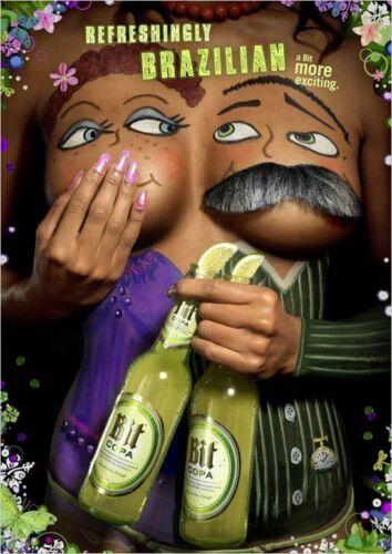 Tool Box  Magnet Bit Copa Brazilian Funny Mustache  Beer  Refrigerator