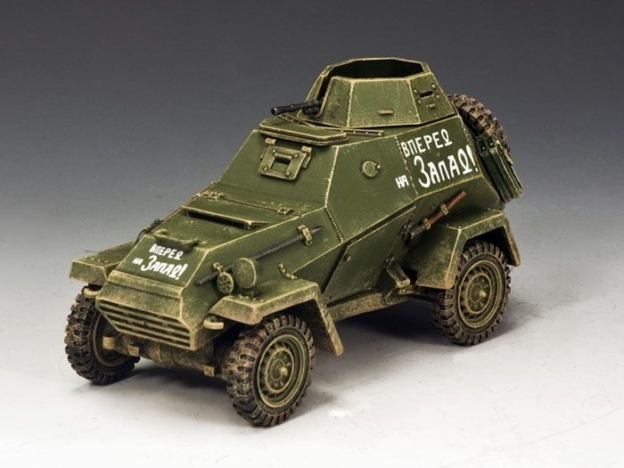 RA049 BA -64B sovjetisk pansarbil av kung och land