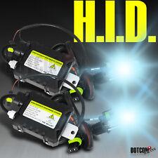 Xenon H1 6000K Diamond White Slim Ballast Headlights HID Conversion Kit