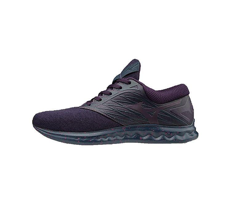 Mizuno Wave Polaris Donna  Running scarpe scarpe scarpe viola  J1GD198153 A 18D 472304