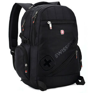 SWISSGEAR-Waterproof-Sports-Travel-Bag-Backpack-Satchel-Schoolbag-Daypack-Bag