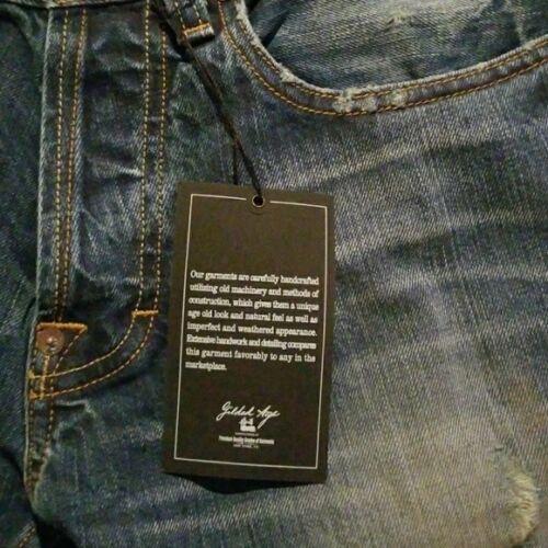 con destrutturati dorato da Jeans in gamba uomo oro 275 dritta Msrp x8gwnFCw