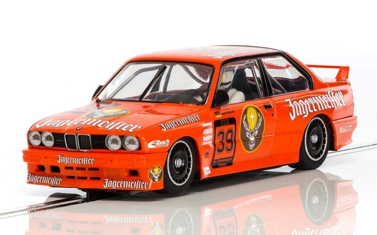 Scalextric - C3899 - BMW E30 M3 1988 Mario Ketterer DTM