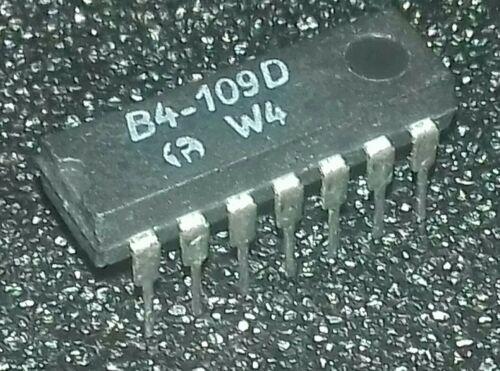 5pcs B4-109D OPV RFT HFO DIP14 = 72709 Ausmessversion B109D A109D