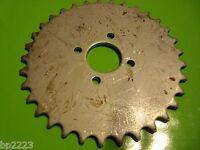 Sears/craftsman Snowblower Track Sprocket 5930, Asa 40-33tx 1.12 Id