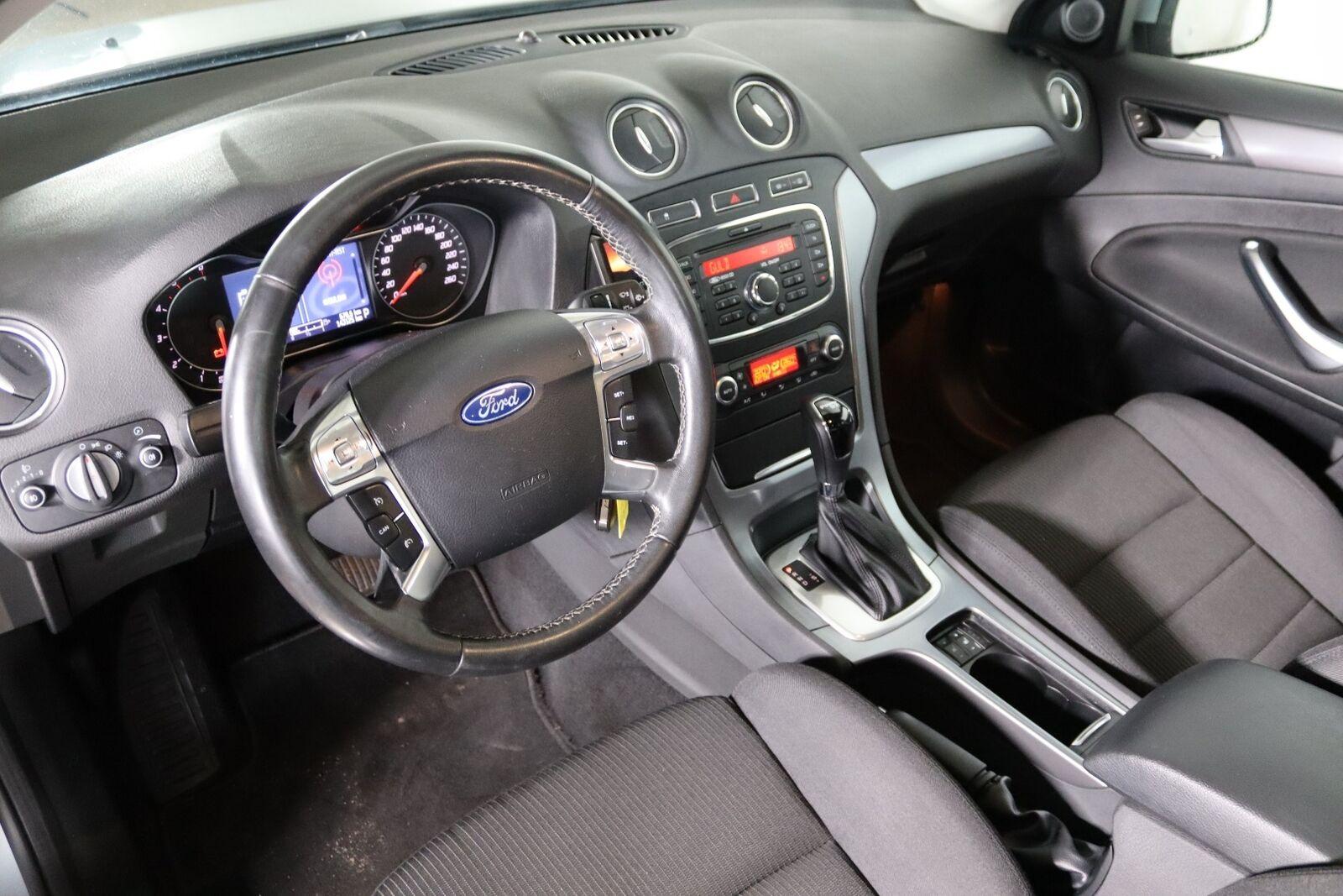 Ford Mondeo 2,0 TDCi 163 Titanium stc. aut. - billede 5